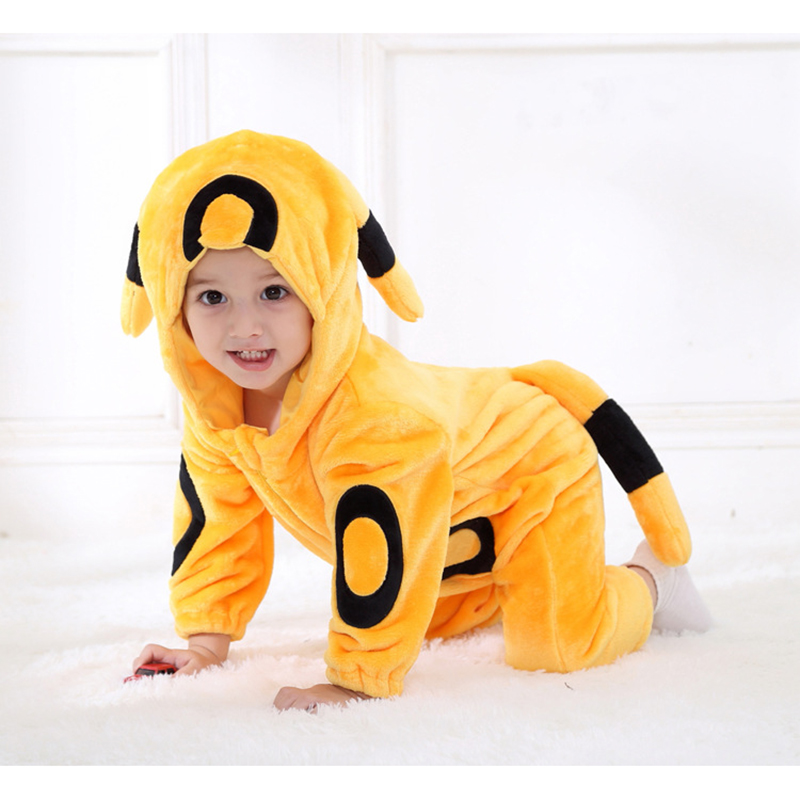 Long Sleeve Cotton Baby Romper Newborn Jumpsuit Cartoon Elves Dog Infant Onesie Toddler Overalls Spring Boys Girls Clothes Sets