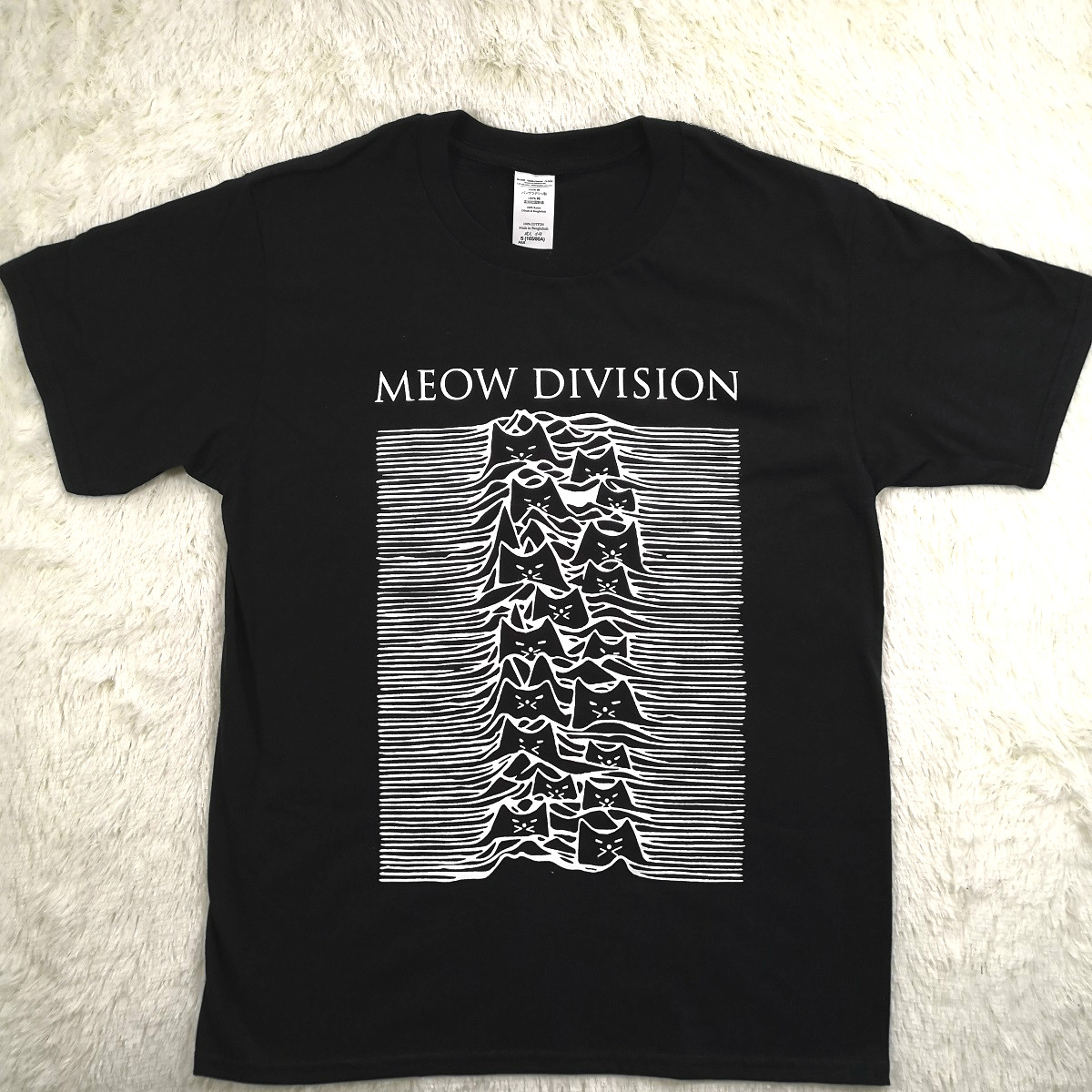 Hillbilly Funny Meow Division Letters Women Cat tshirt Oversize   t     shirt   Summer Top Harajuku Short Sleeved Tshirt Women Vogue Tee