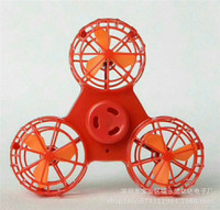 2018 New Fidget Spinner Colorful Five Beeds Star Bat Heart Wheel Fly Dragon Metal Hand Spinner Anti Stress Toys