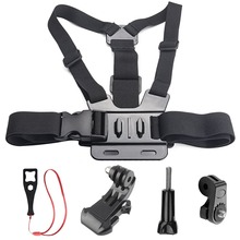 Chest Strap Belt Body Tripod Harness Mount  Accessories kit for Sony Mini Cam Action Camera HDR AS20 AS30V AS15V AS200V AS300