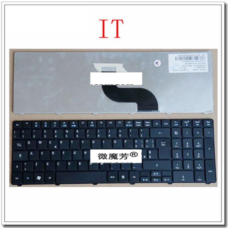 Italian New for Acer 5250 5253 5333 5340 5349 5360 5733 5733Z 5750Z <font><b>5750ZG</b></font> 5820TZG 5745G 5745P IT laptop Keyboard image
