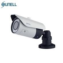 """Sunell 4MP IPC безопасности видеонаблюдения Открытый сеть пуля ИК Камера S 1/3 """"CMOS ICR инфракрасный до 25 м CCTV Камера системы"""