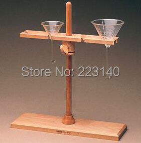 Funnel Rack Four Support Wooden