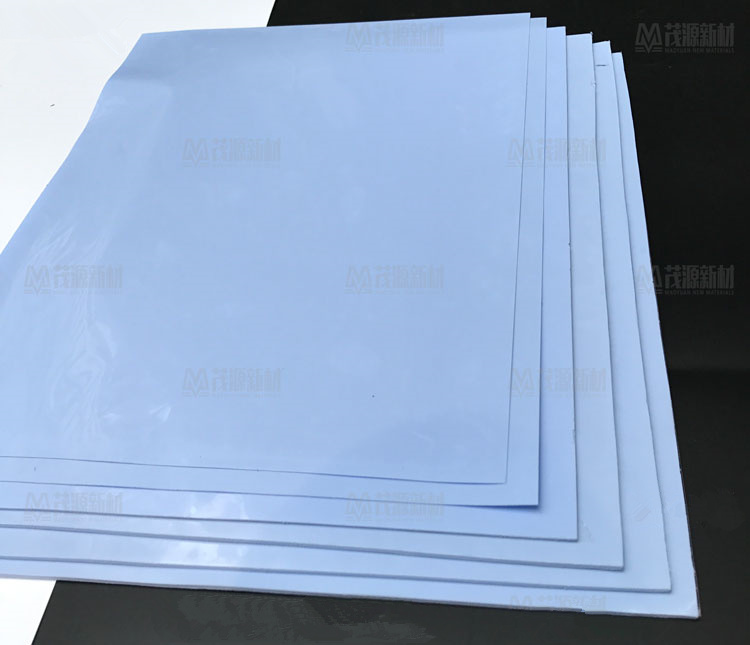 Thermally Conductive Pad Flexible Viscous Heat Dissipation Notebook Computer CPU IC Graphics Card Insulation HeatTransfer Sheet