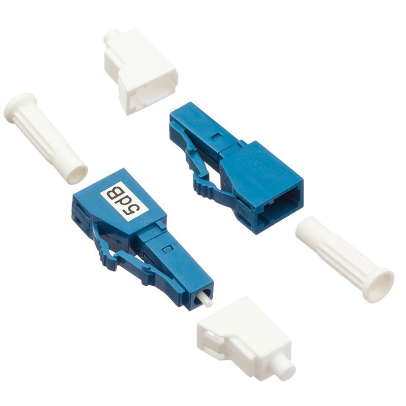 Image 3 - 10PCS LC UPC 5bd Simplex mode fiber optic Attenuator LC 5dB metal male Fiber Attenuator-in Fiber Optic Equipments from Cellphones & Telecommunications