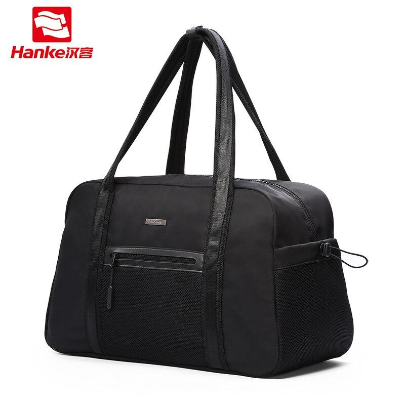 73011bcea909 Ханке путешествия чемодан сумка унисекс для мужчин женщин Duffle Сумки  водоотталкивающая путешествия сумки RFTD прочный большой