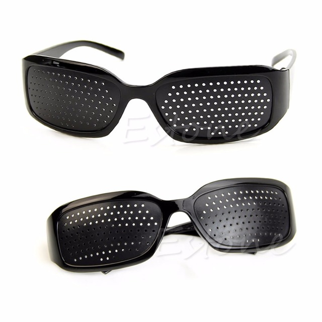 Eyesight Care Glasses Vision Anti-fatigue Improver Glasses With hole W15