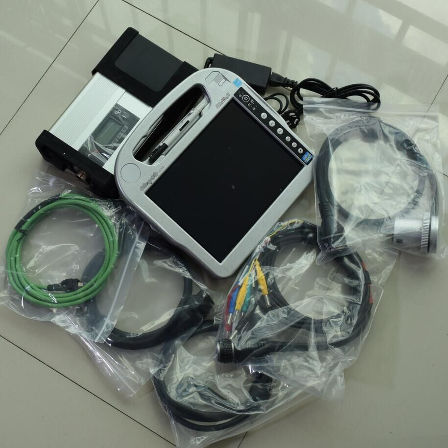 2019,05 V Super Mb Star Diagnose Werkzeug Mb Sd Schließen C5 Mit 320 Gb Hdd Software In Tablet Cf-h2 I5 Laptop Für Sd C5 Win7 Wir Haben Lob Von Kunden Gewonnen