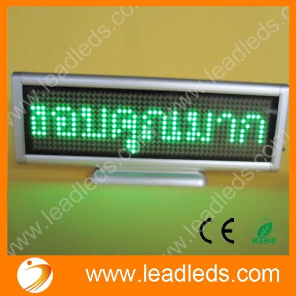 rastreamento de publicidade iluminado display led fino 400mm 02