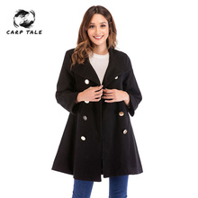 Autumn Winter Maternity Coat large size Clothing jacket trench outerwear maternity clothe Pregnant coat