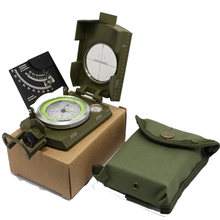 Охотничий многофункциональный компас для выживания Военный кемпинга
