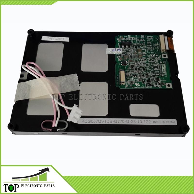 5.7 320*240 KCG057QV1DB-G70 LCD screen display module5.7 320*240 KCG057QV1DB-G70 LCD screen display module