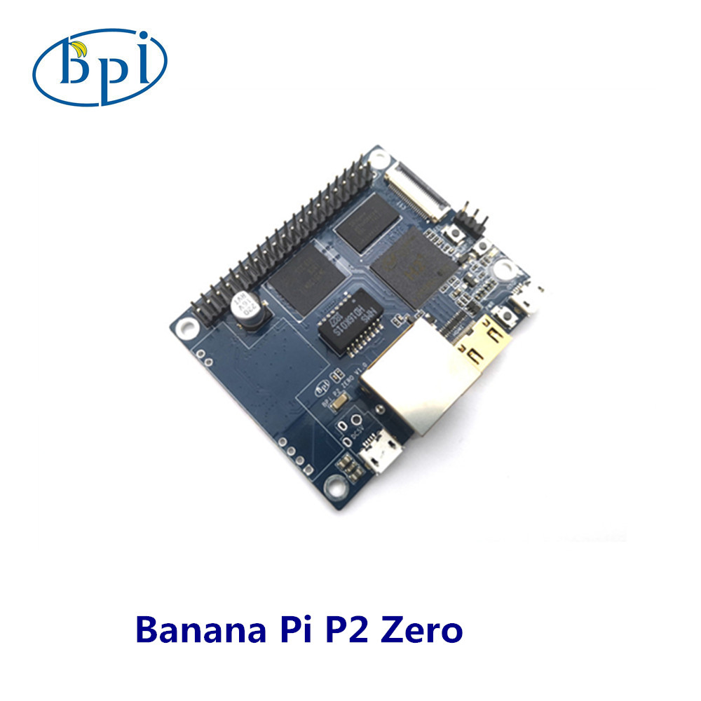 BPI-P2 Null quad-core-single-board computer unterstützung für IoT und smart home