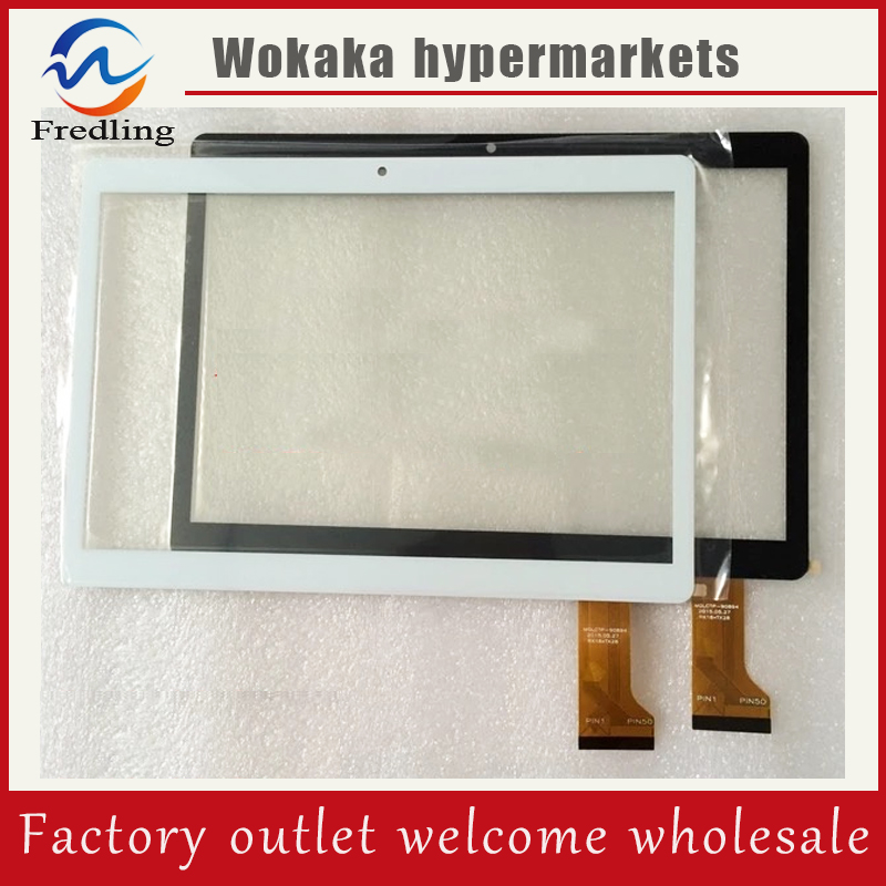 Tempered glass protector film New Touch Screen For 9 6 Ginzzu GT X870 Tablet Touch Panel