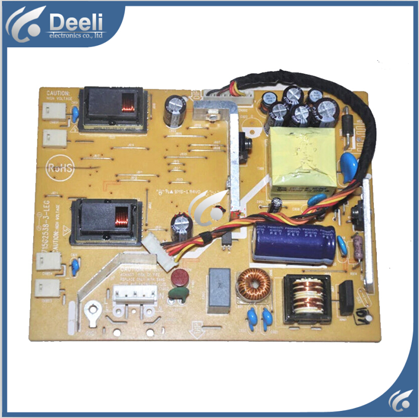 95% new used original for Power Board 715G2538-3-LEG working good 95% new good working and new for hisense air conditioner computer board kfr 60l 36bp rza 4 5174 312 xx 3 board on sale