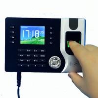 A-C071 tcp/ip 생체 인식 지문 시간 시계 레코더 출석 직원 전자 펀치 리더 기계 Realand