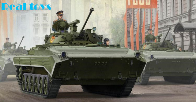 Trompetista 05584 1/35 russo BMP-2 IFV