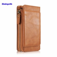 For Samsung S5 Wallet Case Luxury Leather Soft Silicone TPU Armor Protective Back Flip Phone Case For Samsung S5 Case Cover