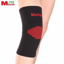 2018 Real Knee Pads Elastic Sports Leg Knee Support Brace Wrap Protector Pads Sleeve Cap Patella Guard Volleyball A03 - 1pcs