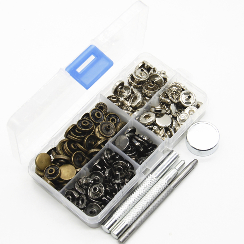 Home & Garden 15mm 25pcs Metal Snap Button With Fastener Snap Pliers Tool For Children And Adult Clothes Press Button Sewing Accessories Arts,crafts & Sewing