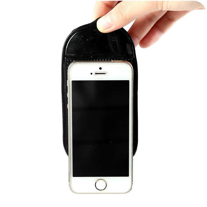 Wysokiej jakości antypoślizgowa mata do samochodu magiczna przylepna podkładka uchwyt na telefon komórkowy dla GPS MP3 MP4 Oppo uchwyt na telefon komórkowy uchwyt na silikonowe ściereczka pyłochłonna