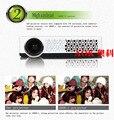 2015 Hot Sales! Luxcine 1080P Full HD 3D Mini Theater Home Multimedia DLPProjector 1080P 1280*800 HDMI USB 900Lumens 50000hrs
