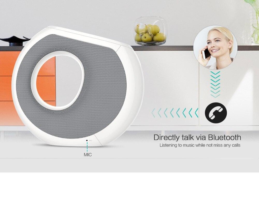 Qi chargeur sans fil Nillkin MC1 Bluetooth haut-parleur horloge alarme sans fil chargeur musique surround haut-parleur chargeur pour iPhone X Mi 9 - 4