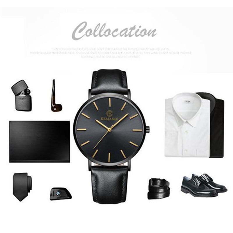 Relogio Masculino Mens Watches Top Brand Luxury Ultra-thin Watch Men Watch Men's Watch Clock erkek kol saati reloj hombre