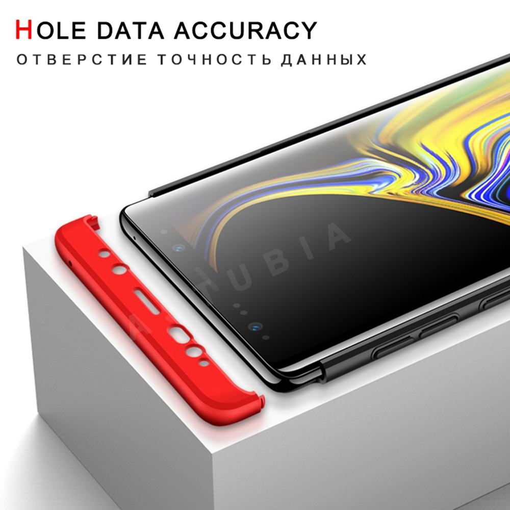 Phone Case For Samsung Galaxy Note 9 Case 360 Full Shockproof Cover for  Samsung S8 S9 A8 A6 Plus J4 J6 J8 J2 J3 J5 J7 Pro Cases