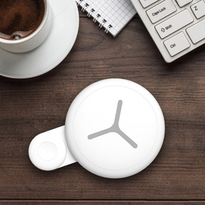 Image 5 - CASEIER 10W 2 en 1 QI chargeur sans fil pour iPhone X XS Max XR 8 chargeur rapide pour Apple Watch 4 3 2 double Cargador inalambrico