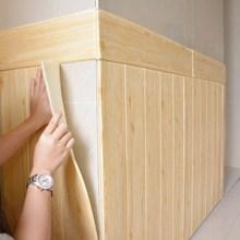DIY Wood Grain Stickers Living Room 3d Brick Wallpaper For Kids Room Bedroom Home Decor 3d Wall Covering Self Adhesive Wallpaper