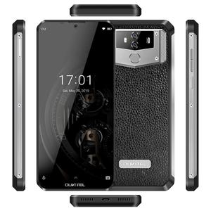 "Image 5 - OUKITEL K12 6.3 ""19.5:9 Waterdrop 안드로이드 9.0 6GB RAM 64GB ROM 스마트 폰 1080*2340 16MP 10000mAh 5V/6A NFC 4G 휴대 전화"