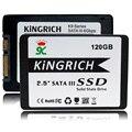 Kingrich Новый Горячий Марка 2.5 Дюймов SATA III HD SSD 128 ГБ ЖЕСТКИЙ ДИСК Solid State Drive SSD Накопители lnternal 64 ГБ с 3 года гарантии