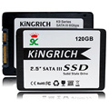 Kingrich New Hot Brand 2.5 Inch SATA III HD SSD 128GB HDD Solid State Drive lnternal SSD Drives 64GB with 3years warranty