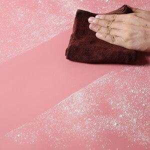 Image 5 - Бесшовный Фотофон 100 см * 200 см, 39 дюймов * 79 дюймов, розового цвета, с водонепроницаемостью, фотобумага для фото и видеосъемки, фотостудии