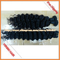 "Free Shipping Virgem Cabelo Humano Hair Weave, Kinky Curly Machine Weaving Hair Weft 3pcs/Lot Same/Mix Length 14""-28""  ring"