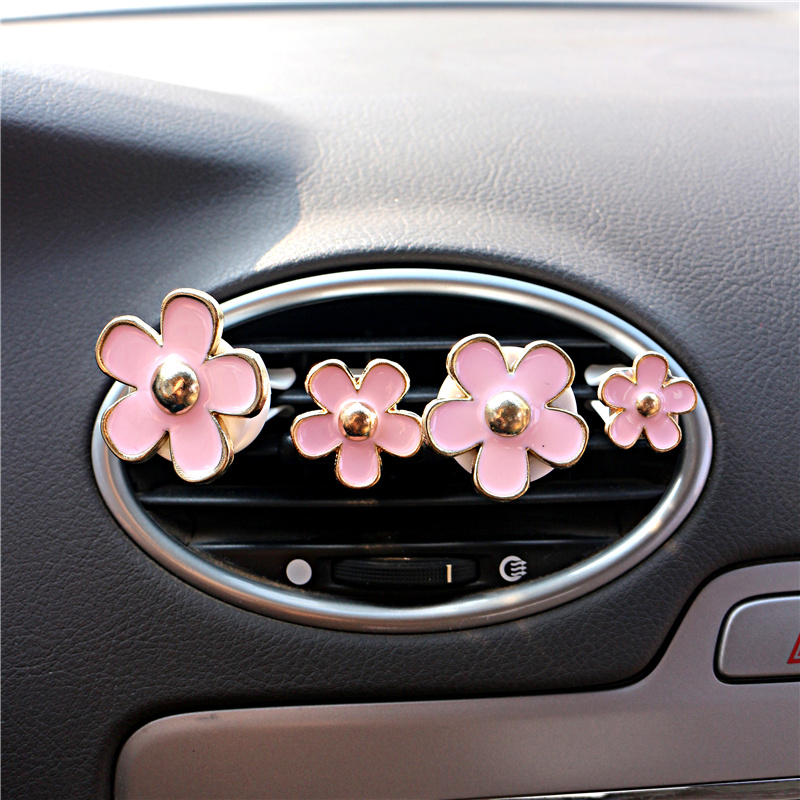 Strict Crystal Car Air Freshener Lady Perfume Clip Cute Auto Air Conditioner Outlet Fragrance Diffuser Gift Interior Car Styling Automobiles & Motorcycles Interior Accessories