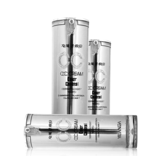 High Quality Natural Skin Whitening CC Cream