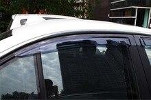 Для BMW 7 Серии F01 2010-2015 Окна Автомобиля Visor Vent Тень Дождь/Вс/Ветер Гвардии Обложка только fit ДЛИННАЯ КОЛЕСНАЯ БАЗА