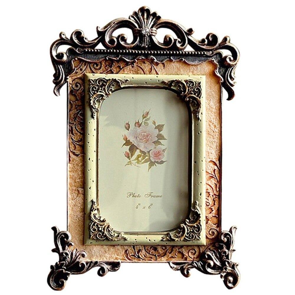 Giftgarden Retro europeo 4x6 marco boda Retrato Vintage marcos de ...