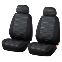 Car Seat Cover Airbag Compatible Polyester Universal Car Covers Car Styling Covers For Car Seats Protector
