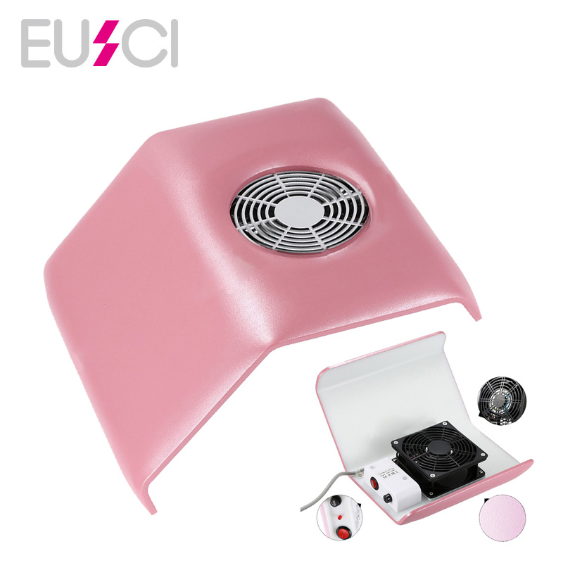Nail Dust Collector Manicure Set Machine UV Gel Nail Polish Cleaner Manicure Tools Vacuum Cleaner kit For Nail Art Dust Cleaner лак для ногтей pupa golden dust special effect nail polish red queen 2017 collection цвет 001 golden dust variant hex name b3986d