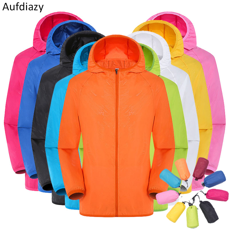 Aufdiazy Coats Fishing-Skin-Jacket Waterproof Outdoor Sun-Protection Sports Women's UV