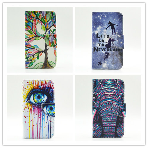 new Fashion Wallet PU Leather Case For Samsung J5 Phone Bag Cover Flip Book Style with Vintage Luxury Stand