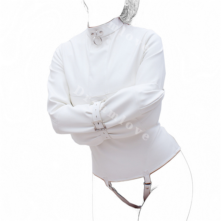 Popular Womens White Straight Jacket-Buy Cheap Womens White ...