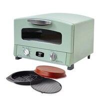 Электрическая духовка Многофункциональный тостер бытовой выпечки машина коммерческих Бейкер AET G15CA