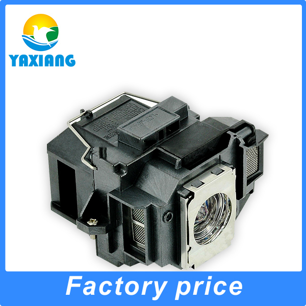 ELPLP54 Projector lamp  with housing for EB-S7 EB-S7+ EB-S72 EB-S8 EB-S82 EB-W7 EB-W8 EB-X7 EB-X7+ EB-X72 EB-X8 EB-X8E , etc aliexpress hot sell elplp76 v13h010l76 projector lamp with housing eb g6350 eb g6450wu eb g6550wu eb g6650wu eb g6750 etc