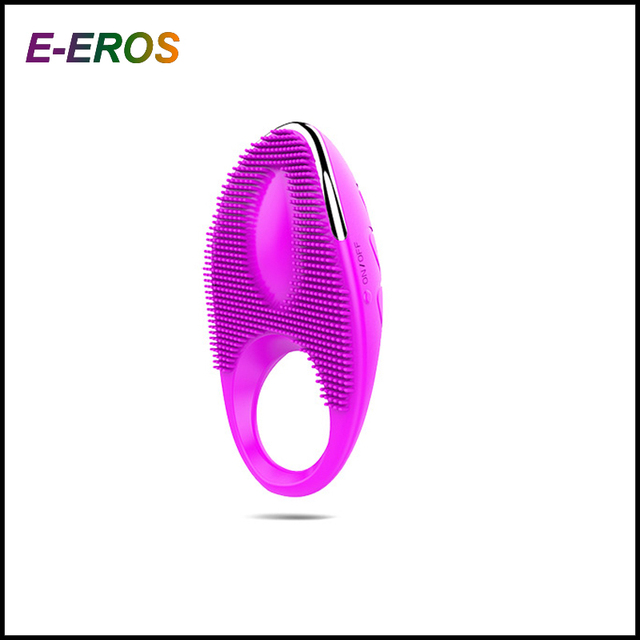 Hot Sale Strong Vibrating Penis Ring Ergonomic Cock Time Delay, Male Sex Toys, Erotic Audlt Products & Cock Rings
