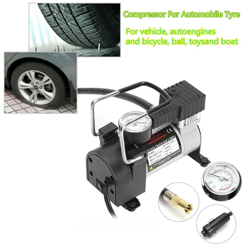 Online Buy Wholesale portable air pump car tires from China