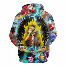 One Piece Hoodie #11